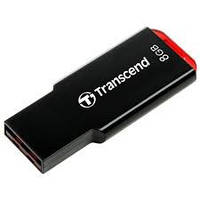 Флеш-драйв TRANSCEND JetFlash 370 8 GB Белый