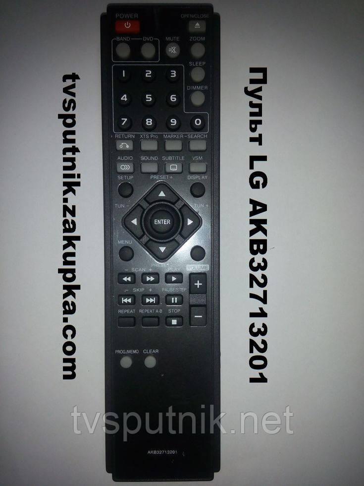 Пульт LG AKB32713201