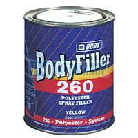 Жидкая шпатлевка Body 260 1л.