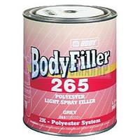 Жидкая шпатлевка Body 265 Light 1л.
