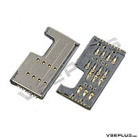Разъем на SIM карту Sony ST21i Xperia Tipo