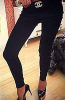 Лосины утепленные Chanel , женская одежда