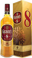 Виски Grant's 8 лет 0,7 л.