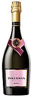 Вино игристое Инкерман полусладкое розовое 0,7 л.