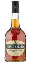 Бренди Three Barrels VSOP 0,7 л.