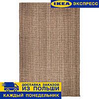 Ковер, безворсовый ЛОХАЛЬС ИКЕА (Икея/Ikea)