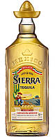 Текила Сиерра Репосадо Голд 38%  0,5 л.