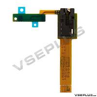 Разъем на наушники Sony C5302 Xperia SP / C5303 Xperia SP, с шлейфом
