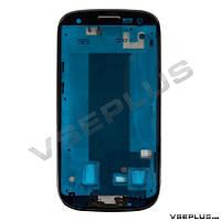 Рамка дисплея Samsung I9300i Galaxy S3, черный