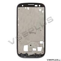 Рамка дисплея Samsung I9300 Galaxy S3, серый