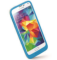 Аккумуляторный чехол Logitech Protection+ для Samsung Galaxy S5 на 2300mAh [Белый]