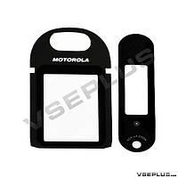 Стекло Motorola U6, черный