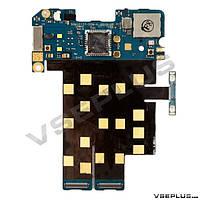 Шлейф HTC A9191 Desire HD, с кнопками регулировки громкости