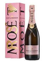 Шампанское Шампанское Moet + Chandon Rose Imperial (сухое, розовое, в коробке) 0,75 л
