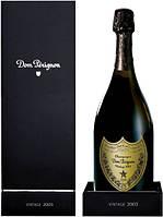 Шампанское Dom Perignon «Vintage Blanc» (сухое, белое, в коробке) 0,75 л