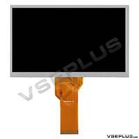 Дисплей (экран) под китайский планшет 20000600-32, AT070TN94, AT070TN92, 7.0 inch, 100 х 165 мм., 50 пин