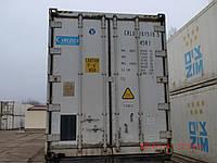 TermoKing рефрижераторный контейнер 40 футов