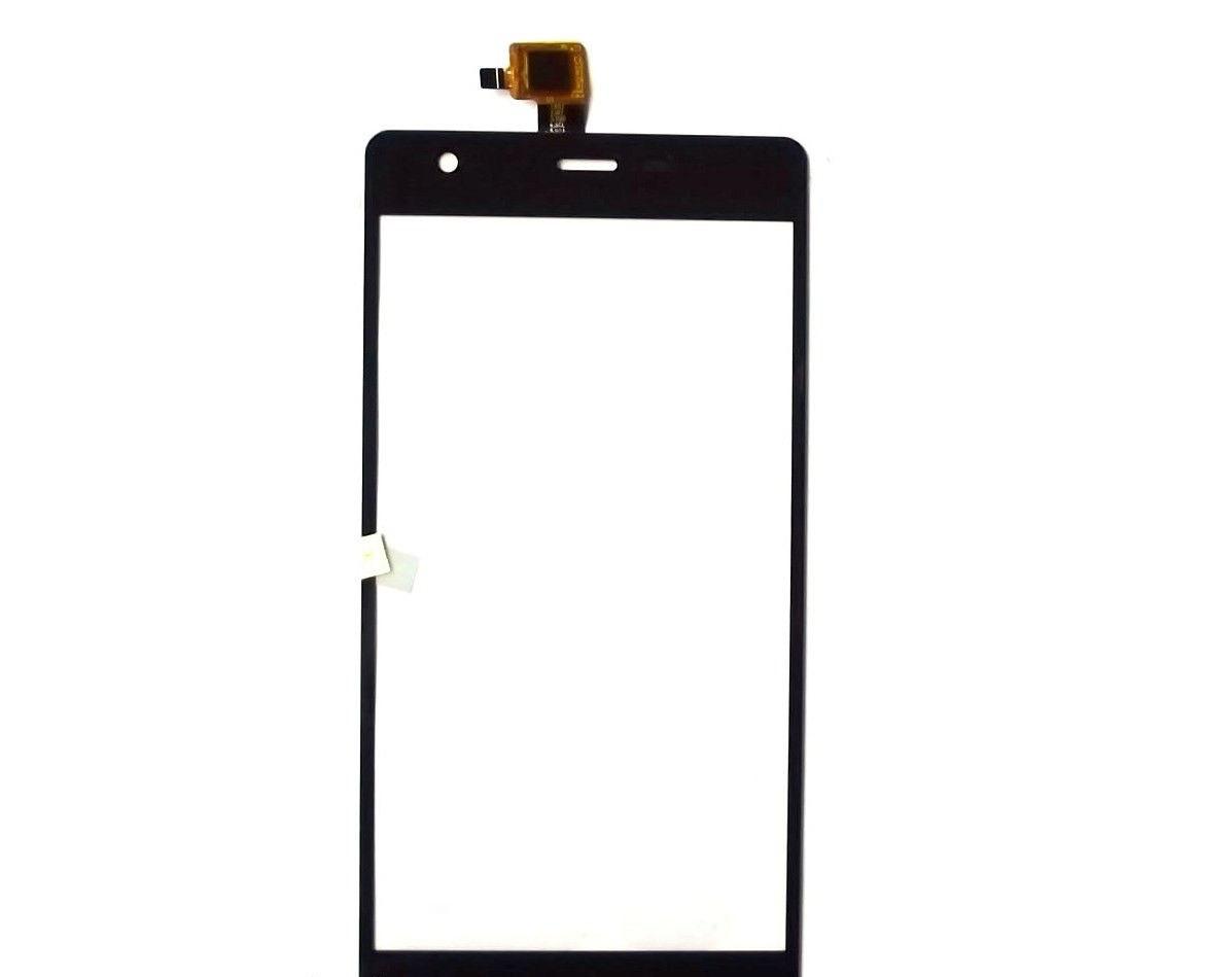Сенсор (Touch screen) Nomi i507 чёрный