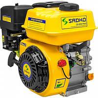 Двигатель Sadko GE-200 PRO (з шлицевым валом)