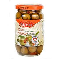 Оливки фаршированные паприкой Baresa Olives, 290г