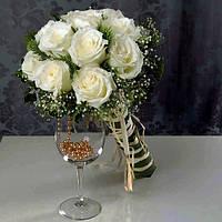 Свадебный букет «классик»