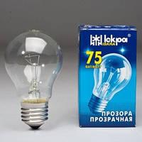 Лампа «Іскра» 75 Вт прозора