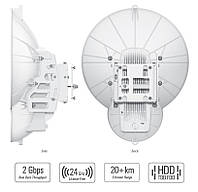 Радиомост Ubiquiti AirFiber 24 HD (AF24HD) (UBNT-AIRFIBER-24HD)