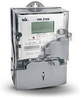 Счетчик электроэнергии НІК 2104-02.32 Р2Т