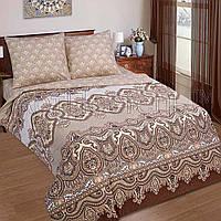 Полуторное постельное белье Лорд, поплин 100%хлопок