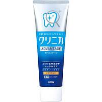 """LION Toothpaste """"Clinica Advantage Soft mint"""" Зубная паста усиленного действия с тонким ароматом мяты 130 г."""