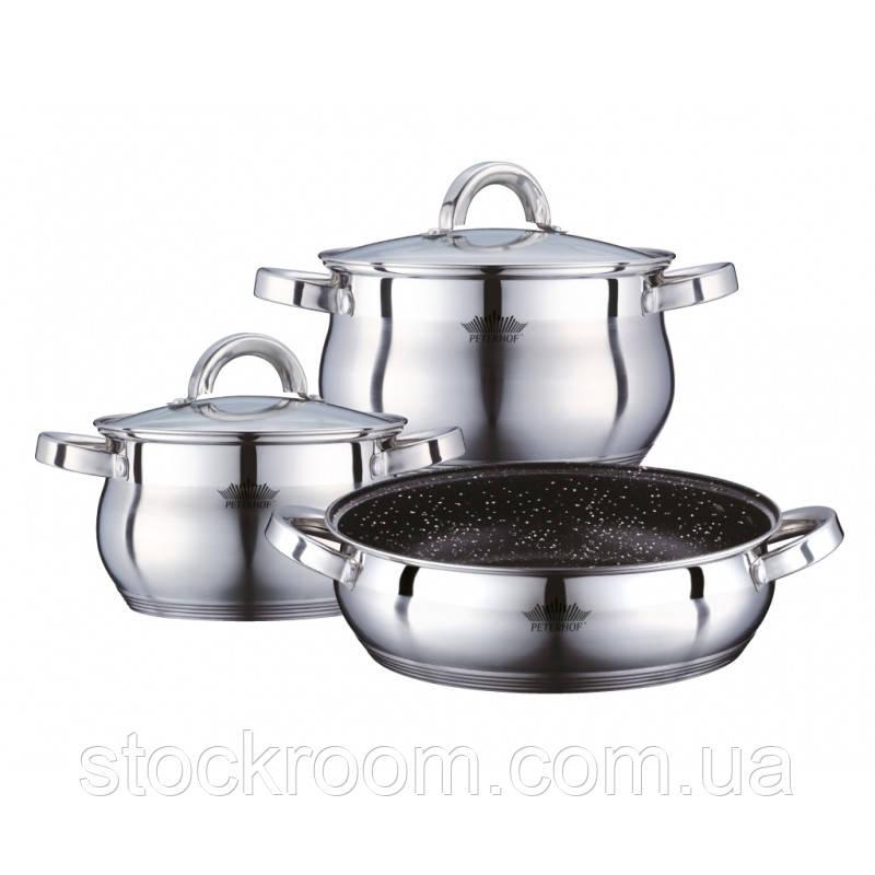 Набор посуды  Peterhof PH 15790 6 предметов