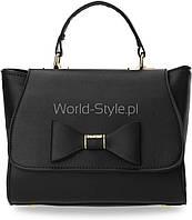 11-18 Черная женская сумочка Kat
