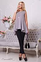 Стильная женская рубашка-туника  2130 Seventeen 44-50 размеры