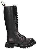 11-29 Черные женские ботинки STEEL 139 Black