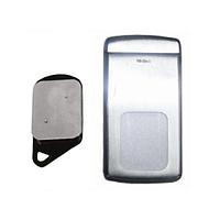 Броненакладка магнитная DISEC MG 220 mini (хром)