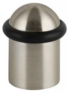 Упор дверной Punto DS PF-40 SN-3 матовый никель