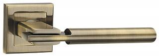 Ручка раздельная Punto CITY QL ABG-6 зеленая бронза