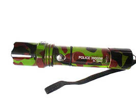 Тактический фонарик Bailong BL-Т8627 99000W хаки