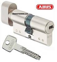 Цилиндр Abus KD15 60мм. (30х30Т) ключ-поворотник никель