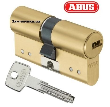 Цилиндр Abus D15 100мм. (50х50) ключ-ключ латунь