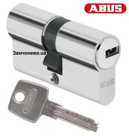 Цилиндр Abus D6 70мм. (30х40) ключ-ключ никель