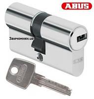 Цилиндр Abus D6 65мм. (30х35) ключ-ключ никель