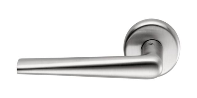 Ручки дверные Colombo Robotre CD91 матовый хром