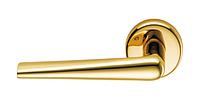 Ручки дверные Colombo ROBOTRE CD91 полированная латунь