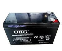 Аккумулятор UKC 12В 9А