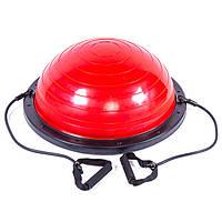 Балансировочная платформа BOSU BALANCE TRAINER (красный)