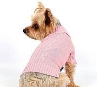 DoggyDolly W098 Свитер розовый
