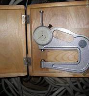 Толщиномер индикаторный ТР50-160