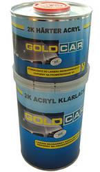 Лак акриловый GOLD CAR PREMIUM HS 2+1 1,5л