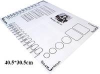 Коврик силиконовый для nail art